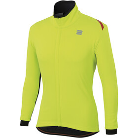 Sportful Fiandre Thermo Cabrio Jacket Men yellow fluo